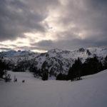 Bastan en hiver