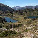 les deux lacs de Bastan